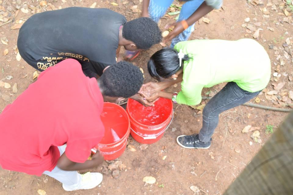 camp bucket 2